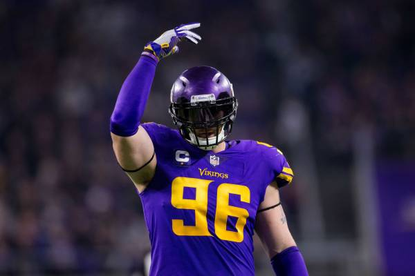 new product 78007 d24b5 Brian Robison | Bleacher Report | Latest News, Videos and ...