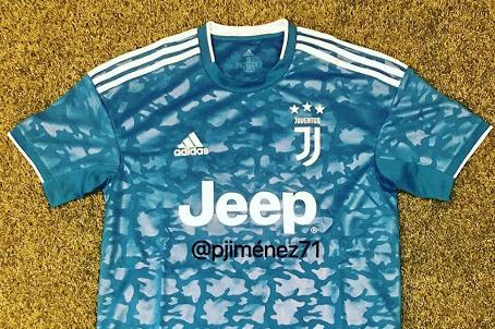 cf6cefe44 Leaked Juventus 3rd Kit Is Wild