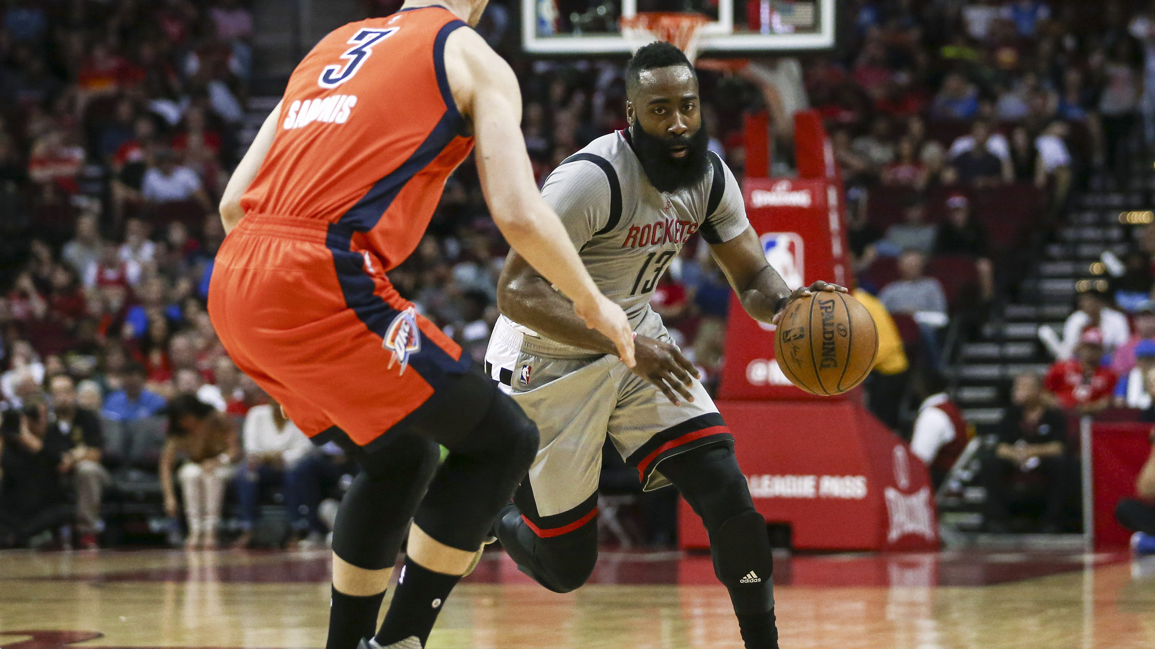 bd8c92be1ab James Harden Ends the Third with a Pull Up Three