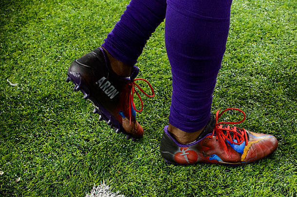 3c9534875fc0 B R Video Exclusive  Stefon Diggs Shows Off His Kicks for Cleat Week