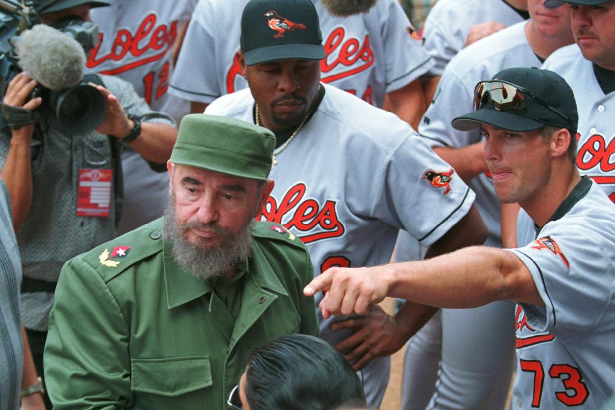 Remembering the Orioles' trip to Castro's Cuba in 1999
