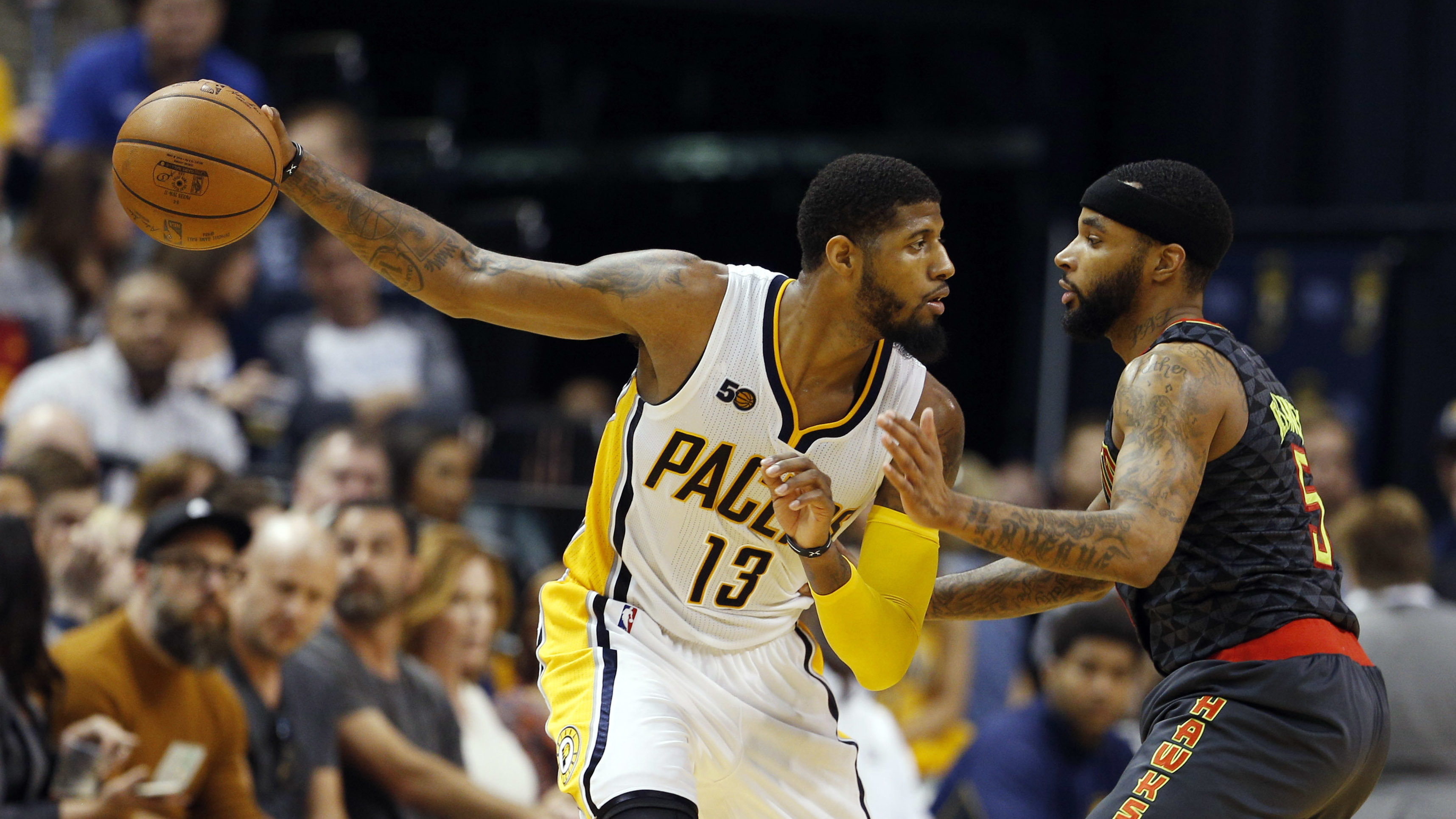9ed570f53 Can Pacers Rally on Home Court Advantage to Upset Cavs in NBA Playoffs