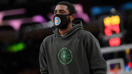 Kyrie-less Nets facing questions they shouldn't have to