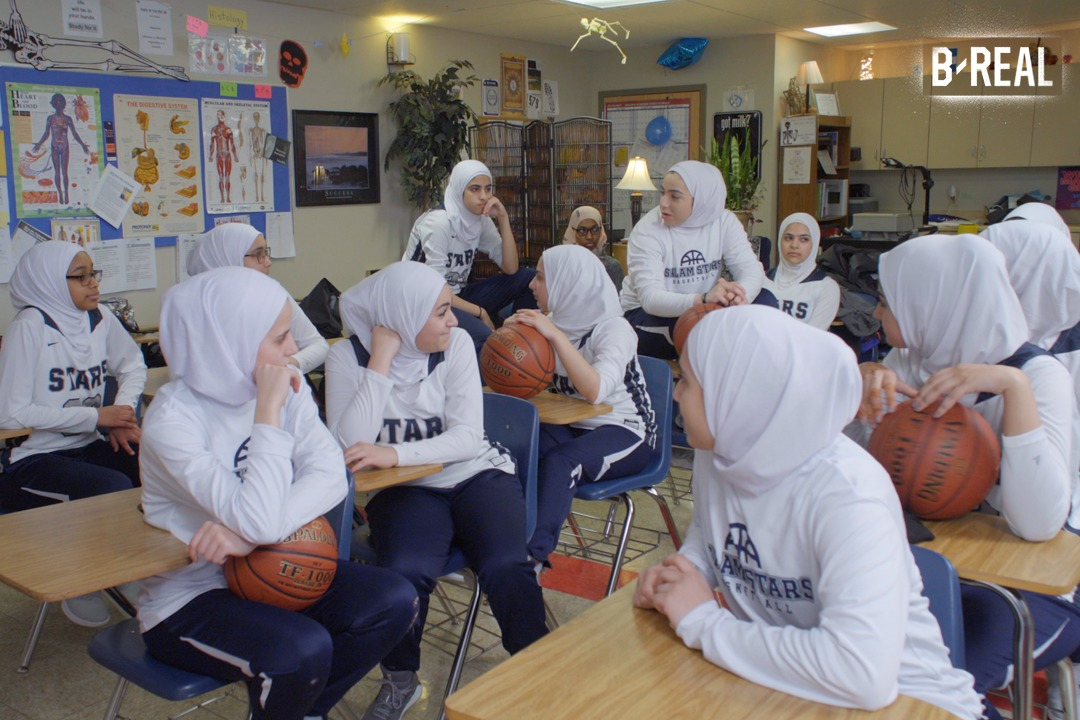 Meet the All-Muslim Girls Team That's Turning Heads | B/Real