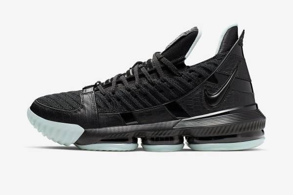 c3d5022fdd7  Glow in the Dark  Nike LeBron 16 PE to Drop in May