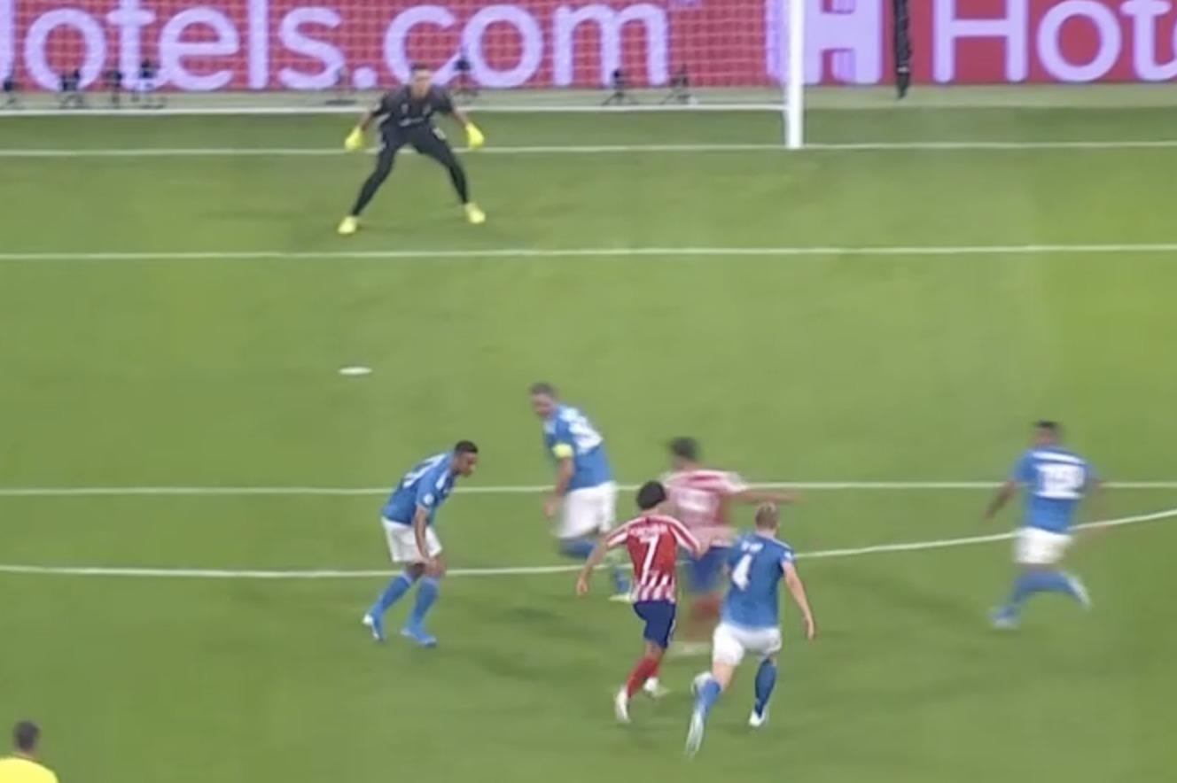 Joao Felix Almost Goes Full Messi 😳