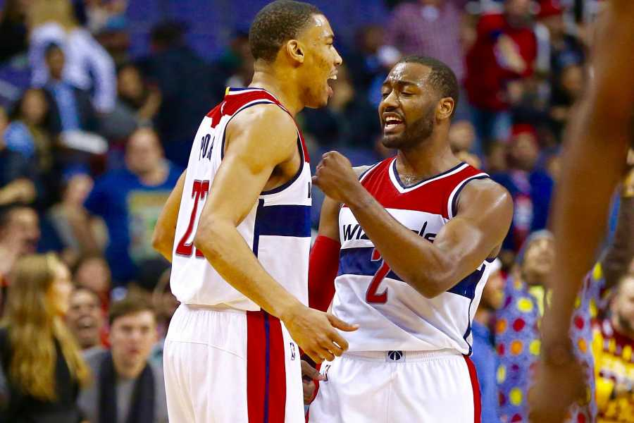 Bleacher Report | Wizards Turning Corner in Complicated East
