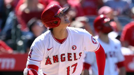 Shohei Ohtani becomes first two-way All-Star