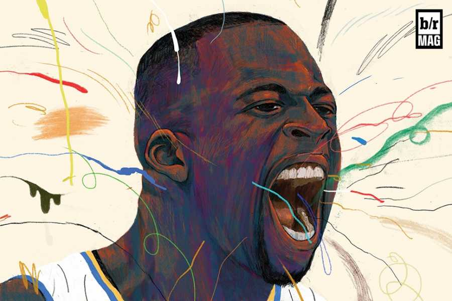 Who Is the Real Draymond Green  Let Him Tell You. Bleacher Report ... 5df2d537a