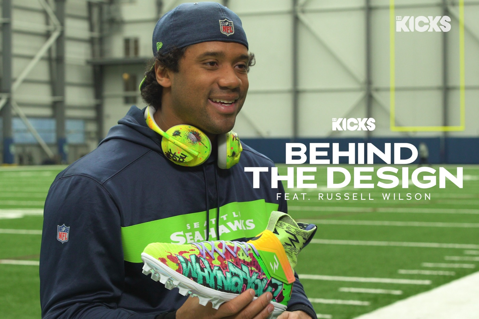 Behind the Design: Russell Wilson