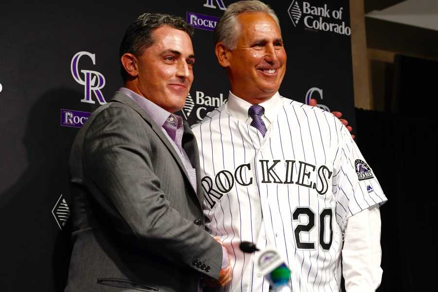 Bleacher Report   Black Can Take Rockies Back to Contention