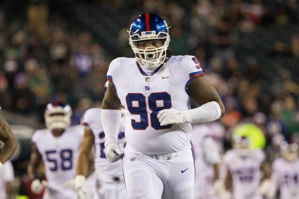online store 79655 e3c8b Damon Harrison | Bleacher Report | Latest News, Videos and ...