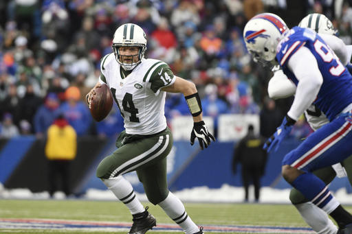 Ryan Fitzpatrick Reportedly Re-Signs with New York Jets ...