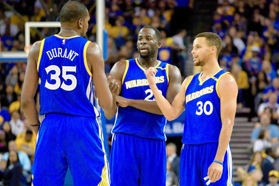 Bleacher Report | Can Dubs Avoid the Mistakes That Doomed KD in OKC?