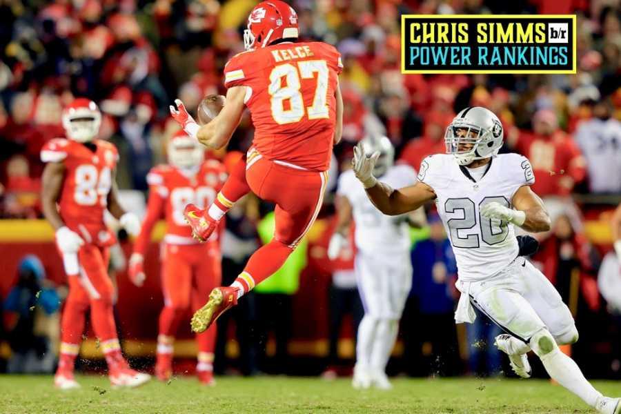 Bleacher Report | NFL Power Rankings: Don't Doubt the Chiefs