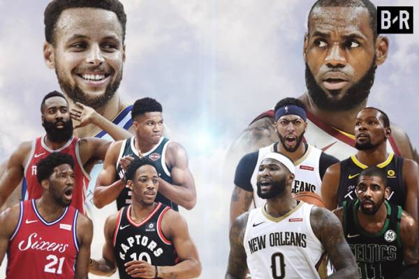 42cd6c51888 All-Star Roster Reaction | Bleacher Report | Latest News, Videos and ...