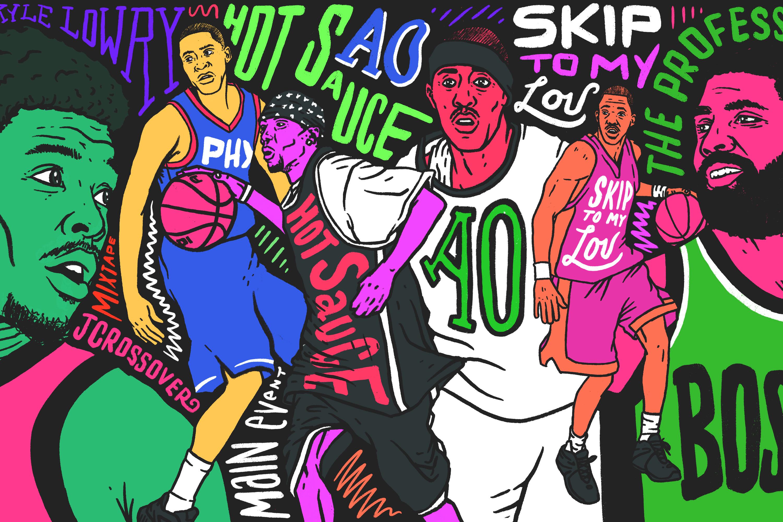How the NBA Got Its Handles  754e1cddd