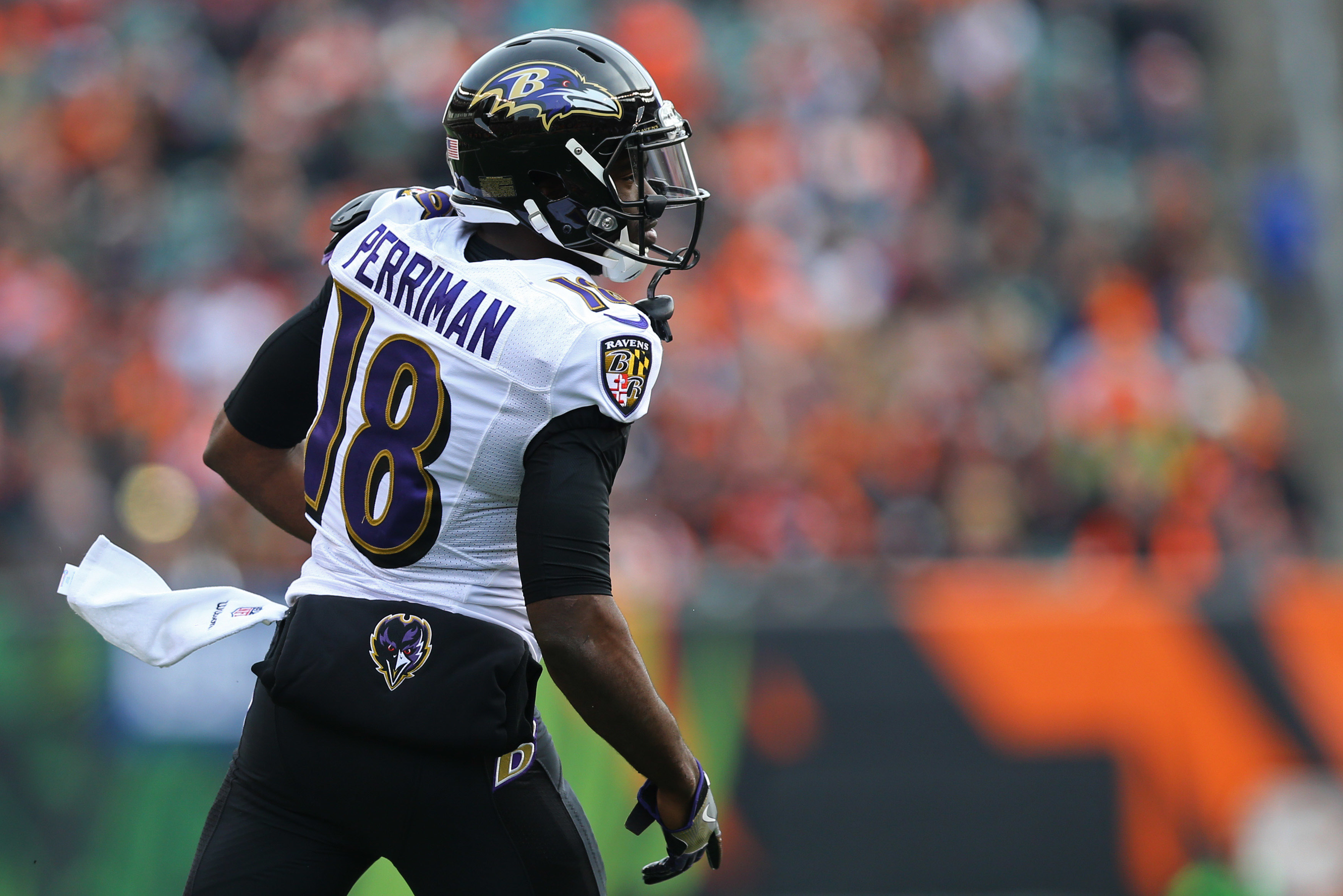 Breshad Perriman   Bleacher Report   Latest News, Videos and ...