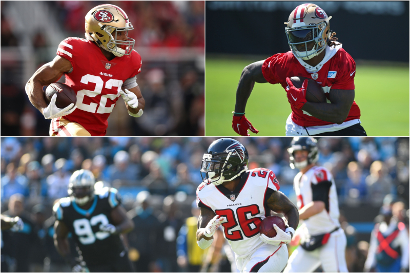 Which Niners RB Will Have the Best Year?