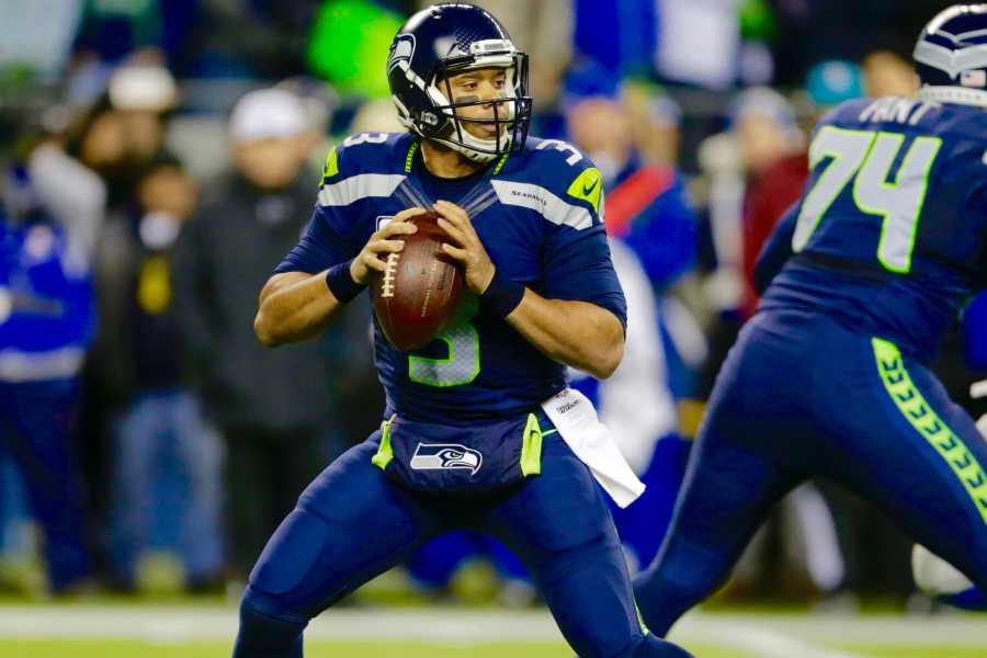 Bleacher Report   Seahawks Will Go as Far as Wilson Can Lead Them