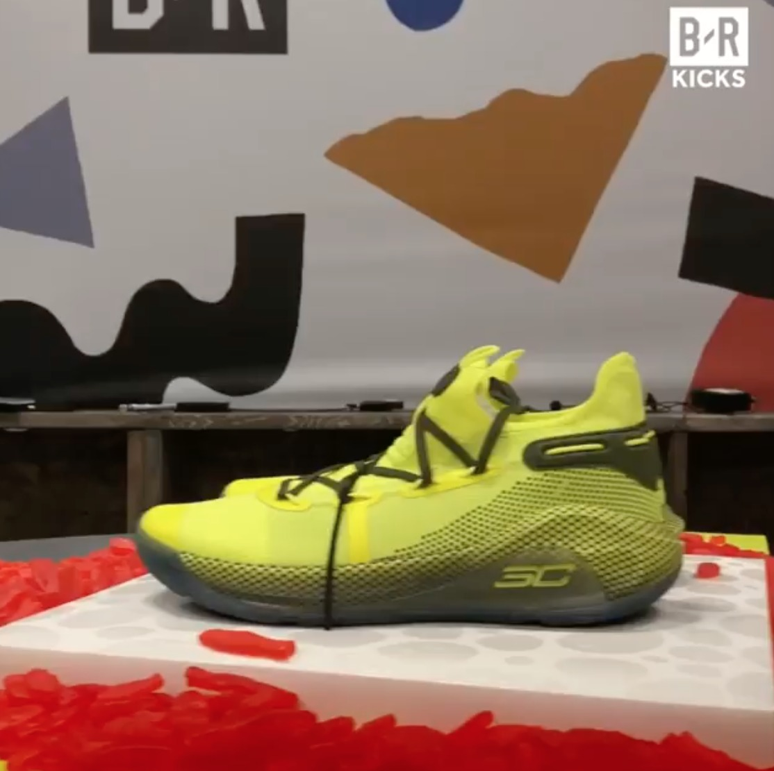 40af9b969b9e Unboxing UA Curry 6  Coy Fish