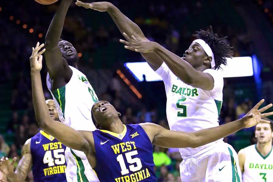 Bleacher Report | No. 11 Baylor Uses Late Run to Beat No. 10 WVU