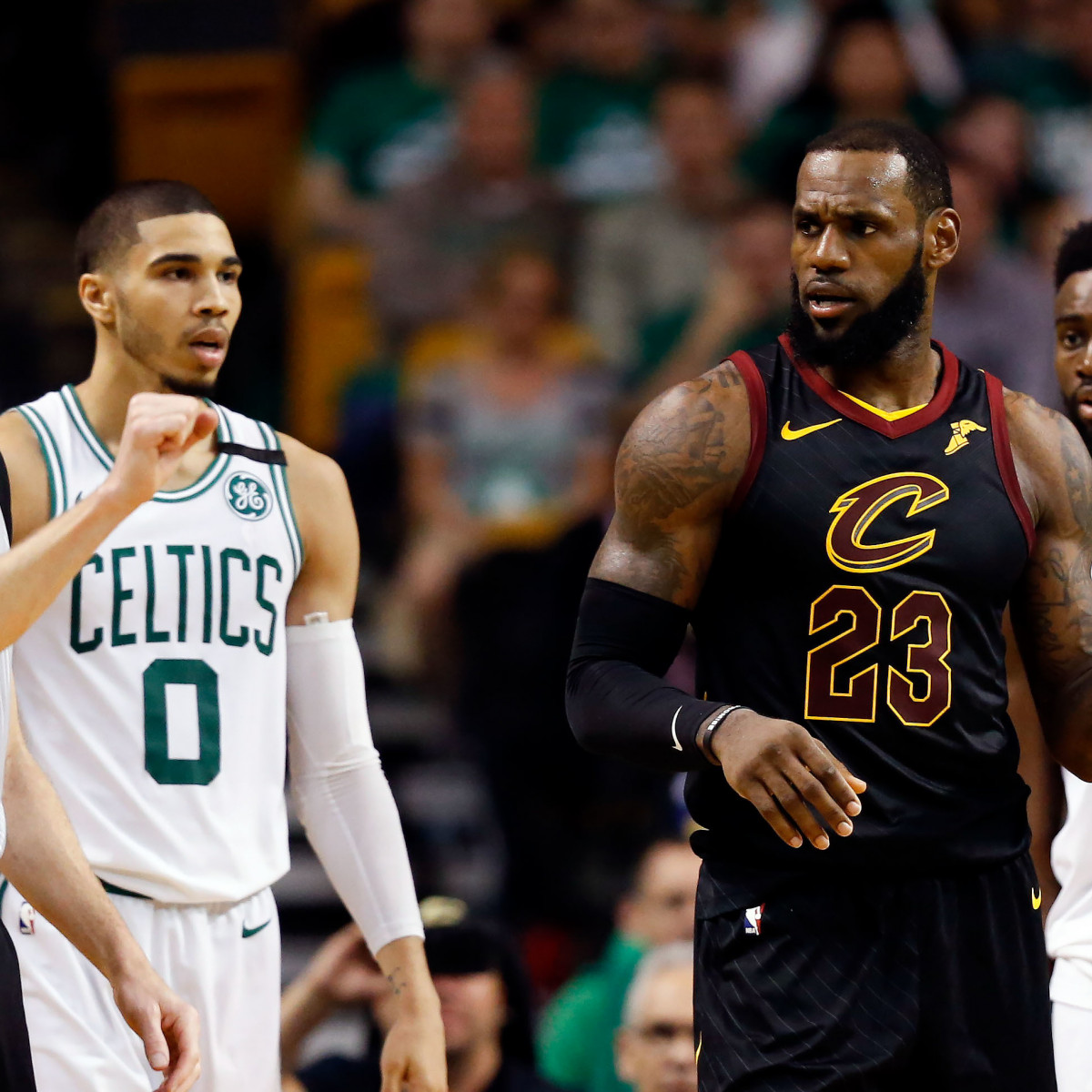 Cleveland Cavaliers Vs. Boston Celtics: Game 7 Live