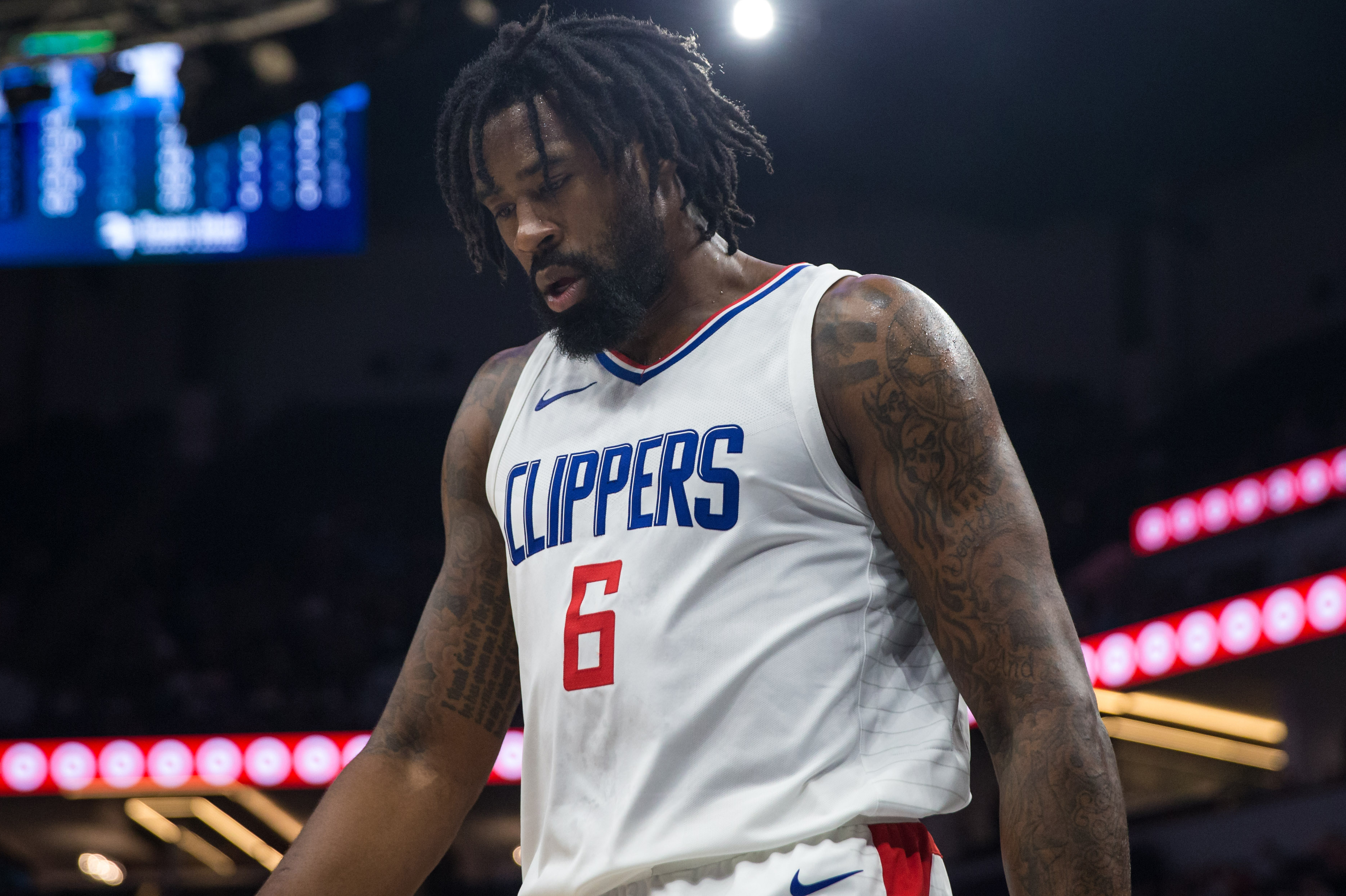 Teams f4 why haven t the los angeles lakers done a trade yet t252325 - Danilo Gallinari Traded To Clippers Jamal Crawford To Hawks In 3 Team Swap Bleacher Report