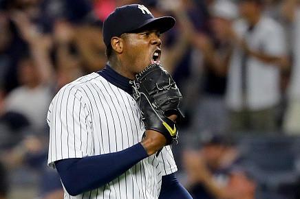 Aroldis Chapman 'would love to be a Yankee again'