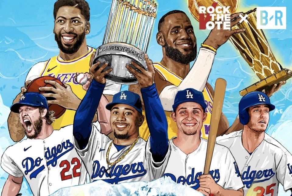 LA Sports Back on Top 🤩