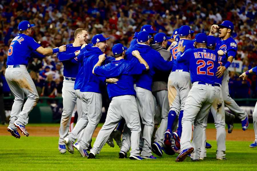 Bleacher Report | Cubs Break Curse with Thrilling Victory in 10 Innings