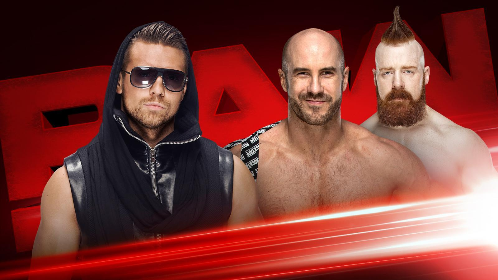 Wwe Raw Live Updates Results And Reaction For October 9 Bleacher