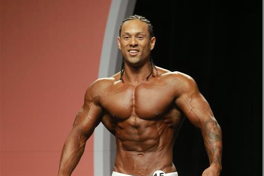 Mr. Olympia 2013: Dana Linn Bailey and Mark Anthony Wingson Shine in Las  Vegas | Bleacher Report | Latest News, Videos and Highlights