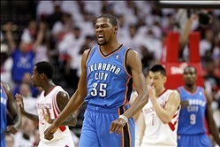 27238d9b96d8 How Russell Westbrook s Absence Could Impact Kevin Durant s 2013-14 MVP Case