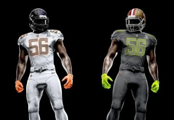 size 40 ffcff 63390 NFL Pro Bowl Uniforms Through the Years | Bleacher Report ...