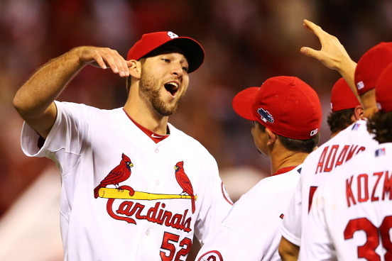 The St  Louis Cardinals and the Myth of Playing the Game