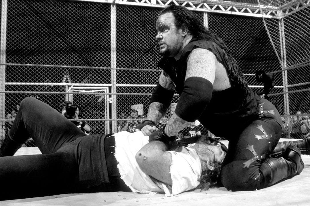 WWE Classic of the Week: Remembering Undertaker vs. Mankind in Hell in a  Cell | Bleacher Report | Latest News, Videos and Highlights