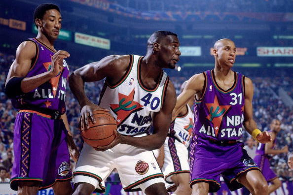 1997 NBA All-Star (RUS)