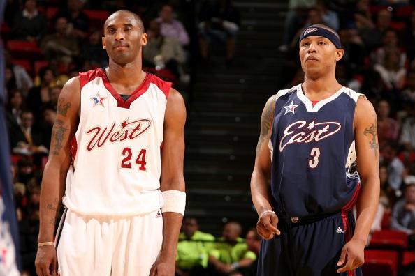 promo code b9dbb b2e10 Looking Back at the History of NBA All-Star Uniforms ...