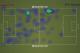 Juan Mata heatmap Vs. Stoke City