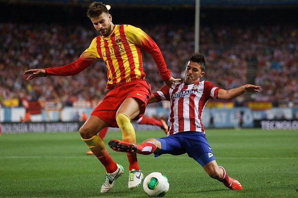 David Villa Exclusive  Atletico Madrid Star Talks Barcelona d262307c3