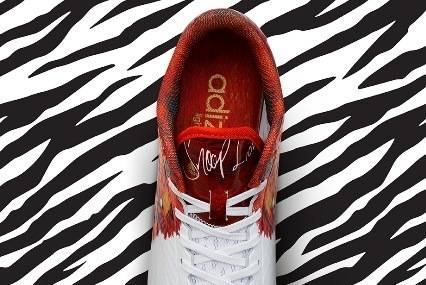 4b55046c2b0 Adidas Unveils Limited Edition Adizero 5-Star Snoop Lion Cleat ...