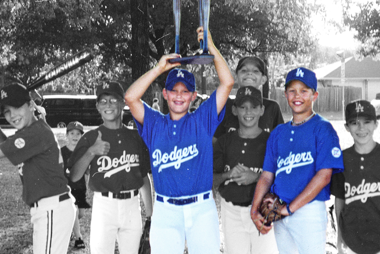 Clayton Kershaw and Matthew Stafford: The Wonder Years | Bleacher Report | Latest News, Videos and Highlights