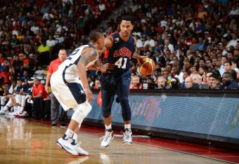 a673ade13389 What Chicago Bulls Fans Want to See from Derrick Rose in FIBA Tournament  Action