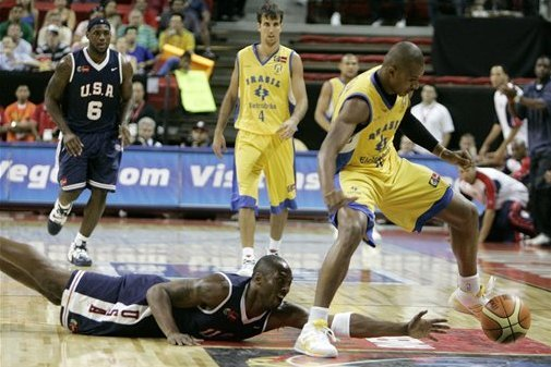 Kobe Bryant's all-out effort against Brazil in 2007 reset a tone of dominance for Team USA squads since.
