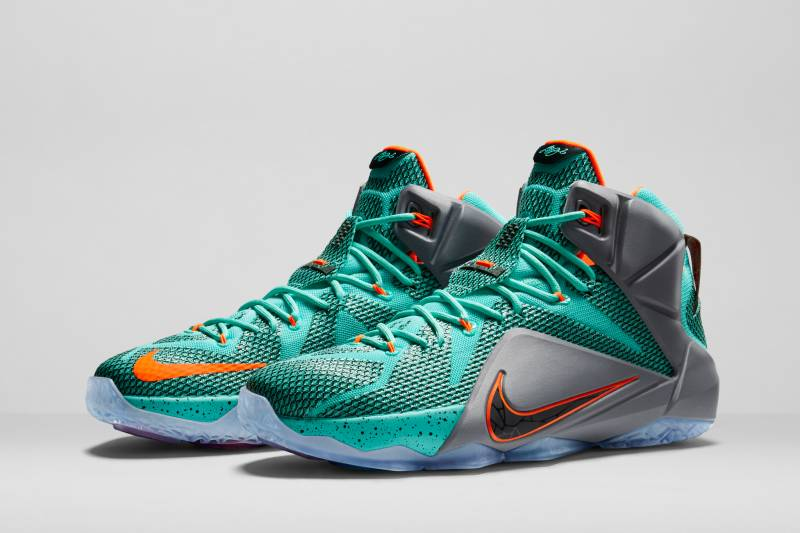 b2e21e1d2aa Nike Officially Unveils Highly Anticipated LeBron 12 Shoes ...
