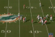 As Tannehill hits the top of his drop, three receivers are within two yards of each other
