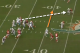 Tannehill passes up the easier pass to Hartline underneath to throw to a well-covered man