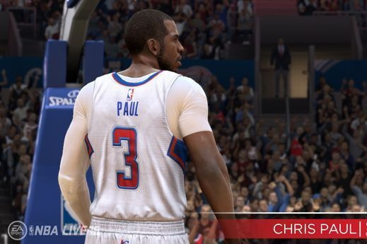 NBA Live 15 Player Ratings: Blake Griffin and the Top