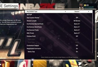 NBA 2K15: Tips for Creating Rosters and Draft Classes | Bleacher